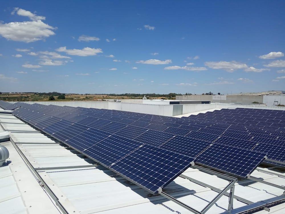 instalacion de paneles solares conectada a red