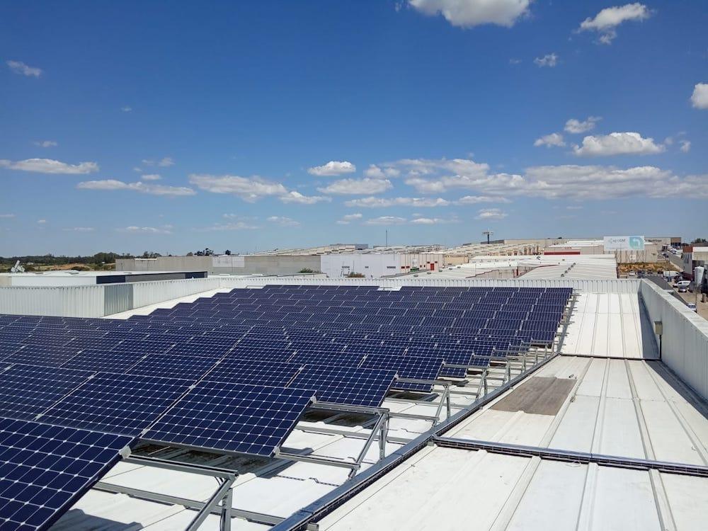 instalacion fotovoltaica conectada a red